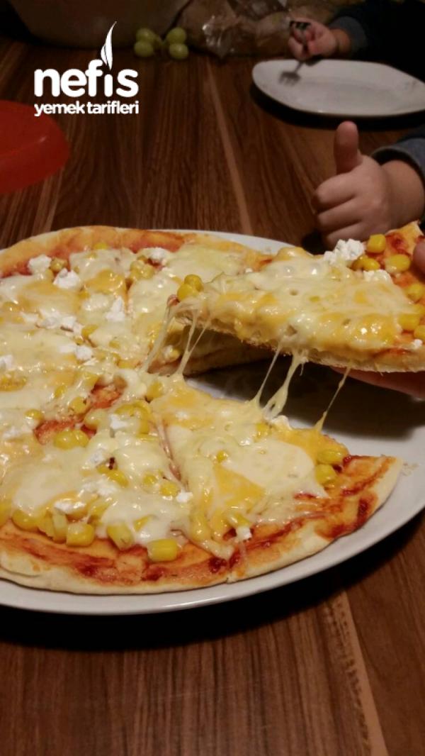 Ocak Pizzası 3-2-1 tarifli