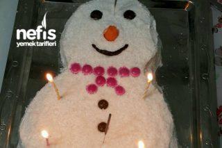 Kardan Adamlı Doğum Günü Pastası Tarifi