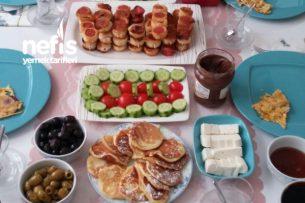 Maaile Buyurun Kahvaltıya Tarifi