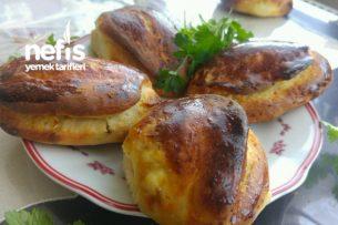 Nefis Puf Poğaça (Az Kalorili) Tarifi