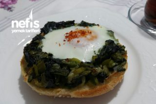 Sebzeli Burger ( Hafta Sonu Kahvaltıya ) Tarifi