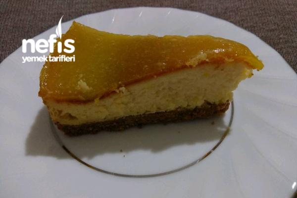 Limonlu Çiz Kek (Cheesecake) Tarifi