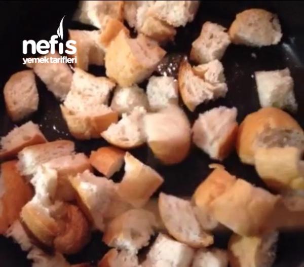 Patlıcanlı Ekmek Kebabı