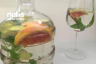 Antioksidanlı Detoks Suyu Tarifi