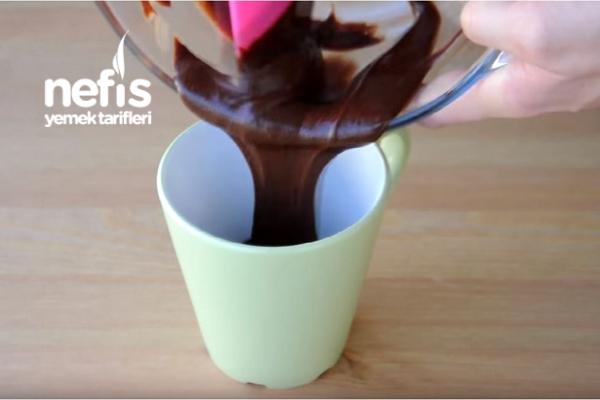 Bardak Kek Tarifi / Mug Kek