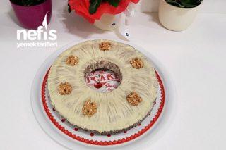 Beyaz Çikolatalı Havuçlu Kek Tarifi