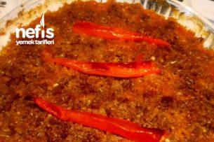 Közlenmiş Patlıcan Tava Tarifi