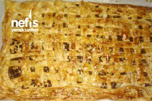 Milföyden Sepet Kafes Börek (Kıymalı) Tarifi