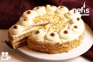 Fındıklı Pasta (Videolu) Tarifi