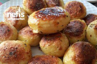 Fırında Bütün Patates (Enfes) Tarifi
