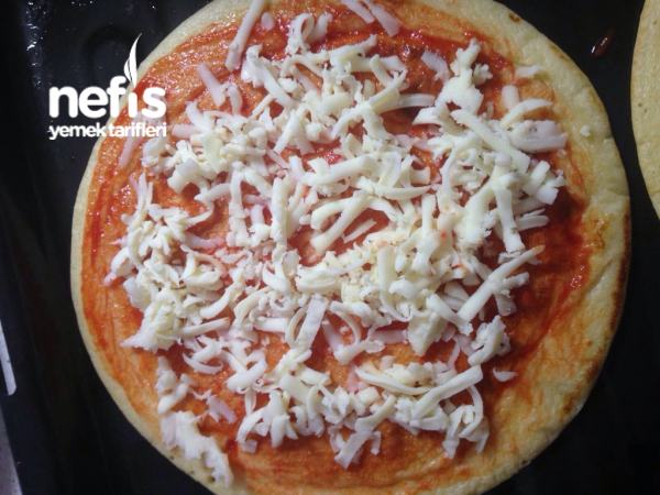 Krep Pizza  (Mutlaka Deneyin)