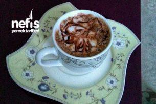 Muhteşem Köpük Garantili Sütlü Türk Kahvesi Tarifi