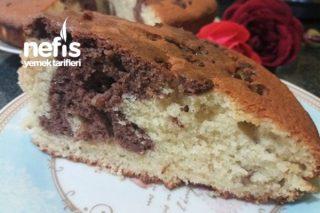 Parça Çikolatalı Mozaik Kek Tarifi