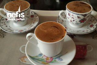 Bol Köpüklü Türk Kahvesi (Püf Noktaları İle) Tarifi