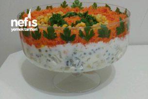 Yoğurtlu Patates Salası Tarifi