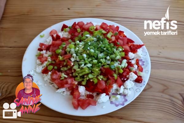 Çingen Salatası (videolu) Tarifi