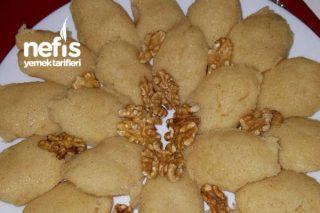 Mozzarellalı İrmik Helvası (Çok Hafif) Tarifi