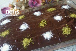 Bol Çikolatalı Islak Kek Tarifi