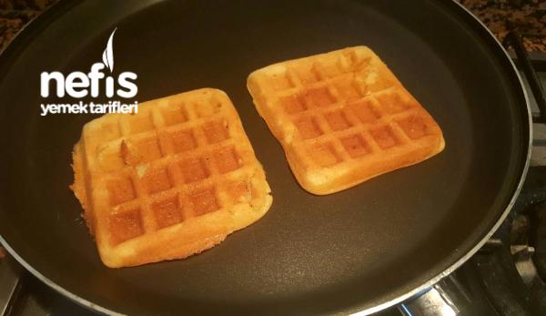 Çıtır Waffle