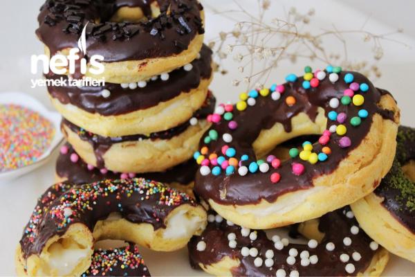 Donut Ekler Tarifi