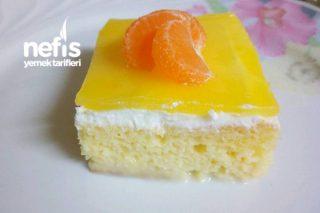 Portakallı Trileçe Tarifi