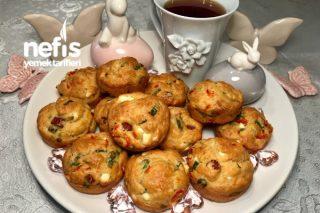 Çay Saati Mufins (Kahvaltılık Harika) Tarifi