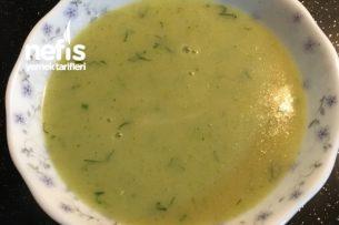 Çocuklar İçin Sütlü Brokoli Çorbası Tarifi