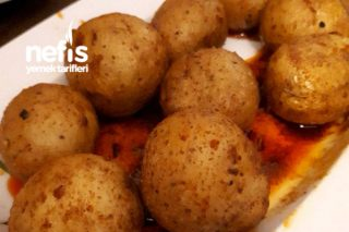 Fırında Bebek Patates Tarifi