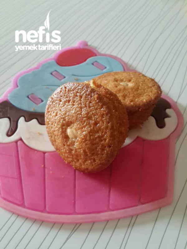 muffin kalibinda sade kek
