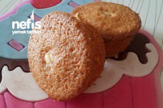 Muffin Kalıbında Sade Kek Tarifi
