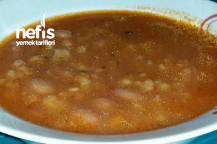 Sinop Usulü Mısır Keşkeği Çorbası Tarifi