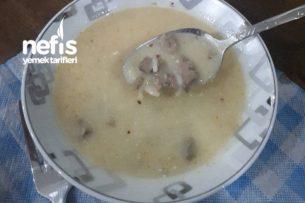 Ciğer Çorbası (Tavuk Ciğerinden) Tarifi