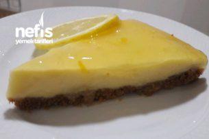Limonlu Cheesecake (Püf Noktalı) Tarifi