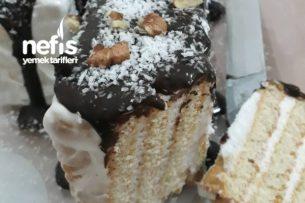 Pratik Bisküvi Pastası Tarifi