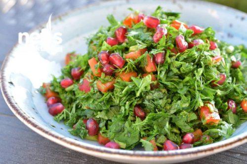 Vitamin Deposu Salata Tarifi