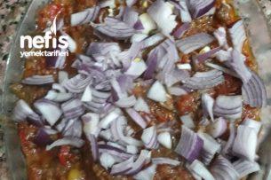 Kömbe (Köz Patlıcan Salatası) Tarifi