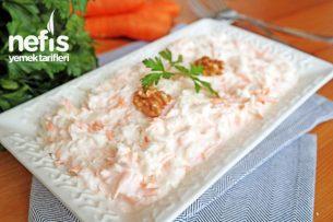 Yoğurtlu Turp Salatası Nasıl Yapılır?