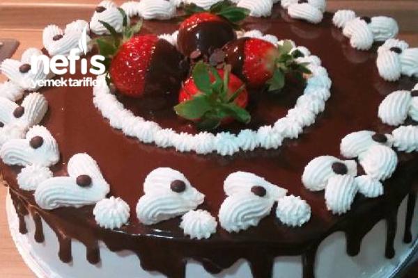 Aşk Pastası Tarifi