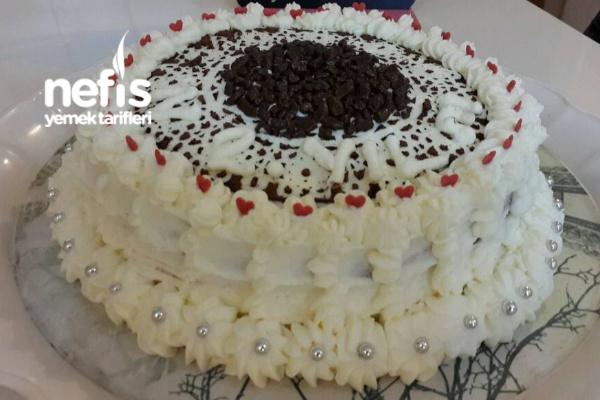 Sevginin Masumiyeti Pastası Tarifi