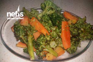 Fırında Brokoli Tarifi