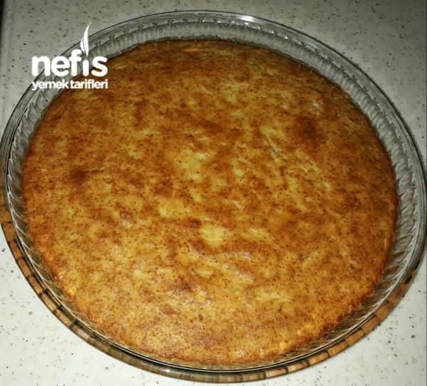 Havuçlu, Elmalı Yumuşacık Kek