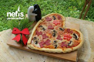 Kalbim Sende Pizza Tarifi