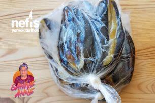 Kışlık Karnıyarık Patlıcan Nasıl Saklanır? (videolu) Tarifi