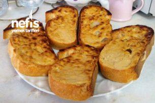 Nefis Kahvaltılık Tahinli Ekmek Dilimleri Tarifi