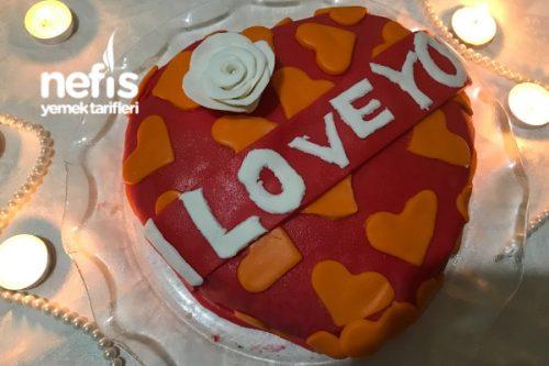 Aşkım Pasta Tarifi