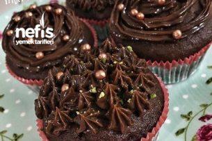 Çikokatalı Cupcake Tarifi