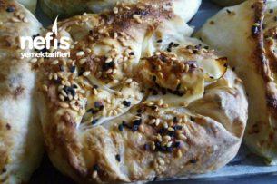 Dışı Çıtır İçi Yumuşacık Ispanaklı Gül Böreği Tarifi