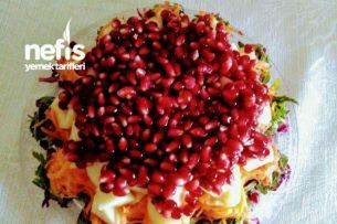 Meyveli Renkli Salatam Tarifi