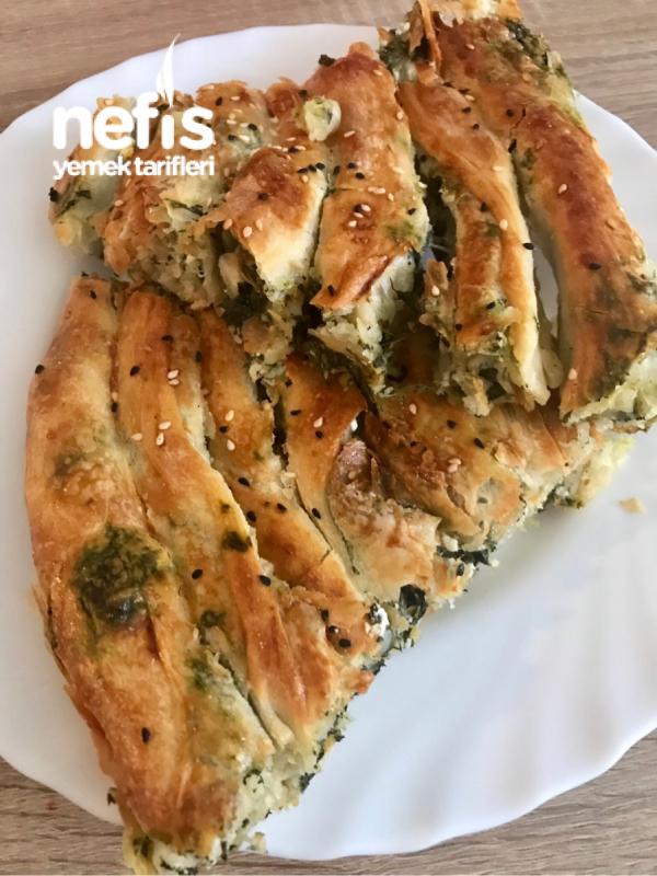 Nefis Ispanaklı Çarşaf Böreğim