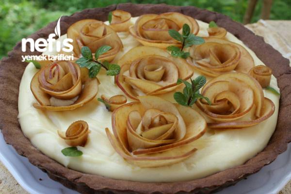 Rose Tart